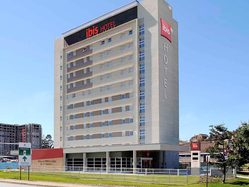 Hotel Ibis de Concepción
