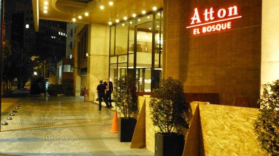 Hotel Atton (El Bosque)